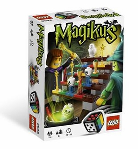 LEGO Games Set #3836 Magikus