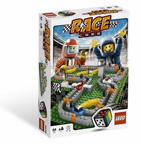 LEGO Games Set #3839 Race 3000