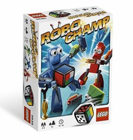 LEGO Games Set #3835 Robo Champ