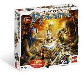 LEGO Games Set #3843 Ramses Pyramid