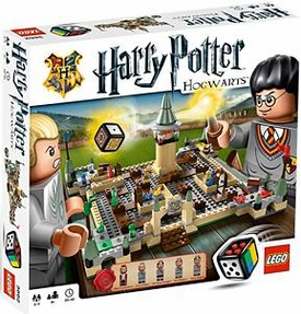 LEGO Games Set #3862 Harry Potter Hogwarts