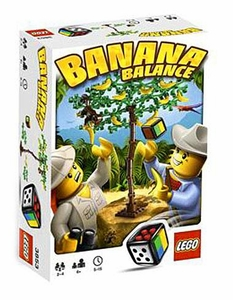 LEGO Games Set #3853 Banana Balance