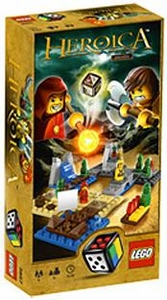 LEGO Games Heroica Set #3857 Draida Bay