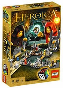 LEGO Games Heroica Set #3859 Caverns of Nathuz