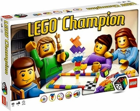 LEGO Games Set #3861 Champion