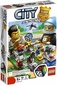 LEGO Games Set #3865 City Alarm