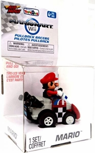 Air Hogs Mario Kart Wii Exclusive Pull Back Racer Go-Kart Mario