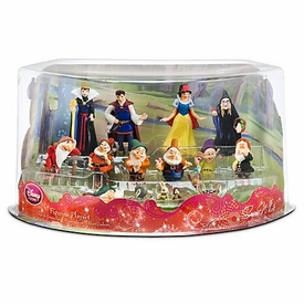 Disney Snow White Exclusive 13 Piece PVC Figurine Set