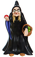 Disney Snow White Exclusive 3 inch PVC Figurine Queen as Peddler