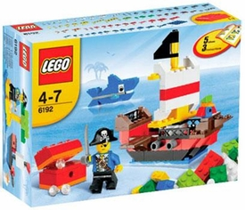 LEGO City Set #6192 Pirate Building