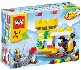 LEGO City Set #6193 Castle Building