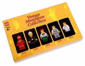 LEGO City Set #852331 Vintage Mini Figure Collection