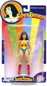 DC Direct Reactivated Series 3 Action Figure Super Friends Wonder Woman