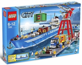 LEGO City Set #7994 City Harbor