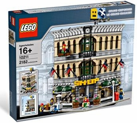 LEGO City Exclusive Set #10211 Grand Emporium