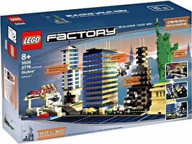 LEGO Factory Set #5526 Skyline