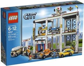 LEGO City Set #4207 City Garage