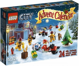 LEGO City Set #4428 2012 Advent Calendar
