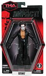 TNA Wrestling Deluxe Impact Series 3 Action Figure Sting