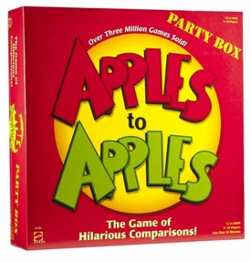 Board Game Apples to Apples Party Box