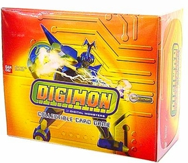 Digimon Collectible Card Game Hybrid Warriors Booster BOX [24 Packs] BLOWOUT SALE!