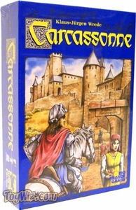 Board Game Carcassonne