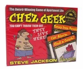 Board Game Chez Geek