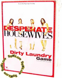Board Game Desperate Housewives Dirty Laundry Game BLOWOUT SALE!