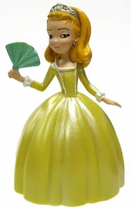 Disney Sofia the First Exclusive 3 Inch LOOSE PVC Figurine Amber