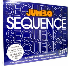 Board Game Jumbo Sequence Box