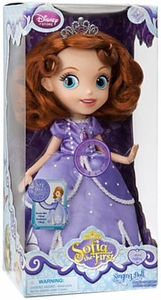 Disney Sofia the First Exclusive 12 Inch Singing Doll Sofia