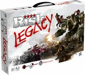 Board Game Risk Legacy