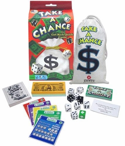 Board Game Take a Chance BLOWOUT SALE!