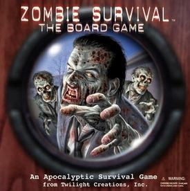 Board Game Zombie Survival