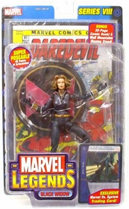 Marvel Legends Series 8 Action Figure Black Widow [Blonde Yelena Belova Variant]