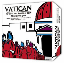 Board Games Vatican: Unlock the Secrets of How Men Became Pope