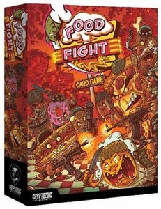 Card Game Food Fight