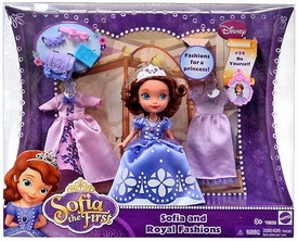 Disney Sofia the First Royal Fashions Playset