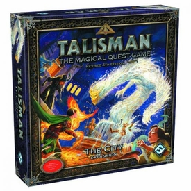 Talisman Board Game The City Expansion