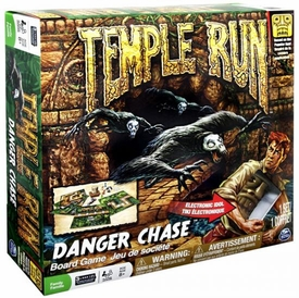 Temple Run Spin Masters Danger Chase Board Game