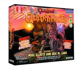 Quarriors Dice Building Game Expansion Quartifacts Pre-Order ships April