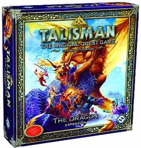 Talisman Board Game The Dragon Expansion