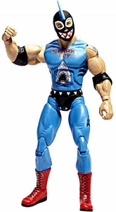 TNA Wrestling Deluxe Impact Series 3 Action Figure Shark Boy