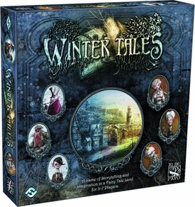 Winter Tales Board Game Pre-Order ships March