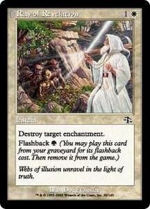 Magic the Gathering Judgment Single Card Common #20 Ray of Revelation