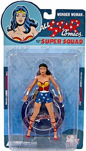 DC Direct Reactivated Series 4 Super Squad Action Figure Wonder Woman