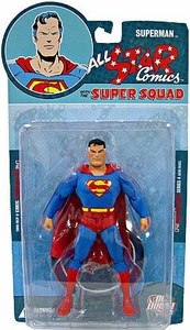 DC Direct Reactivated Series 4 Super Squad Action Figure Superman