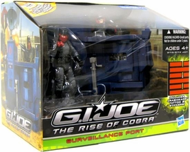 GI Joe Movie The Rise of Cobra Exclusive Surveillance Port