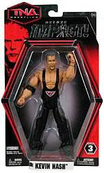 TNA Wrestling Deluxe Impact Series 3 Action Figure Kevin Nash