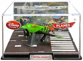 Disney Planes Exclusive 1:43 Die Cast Plane In Plastic Case Ripslinger